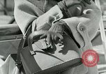 Image of Josef bags New York United States USA, 1953, second 14 stock footage video 65675020715