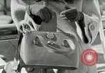 Image of Josef bags New York United States USA, 1953, second 15 stock footage video 65675020715