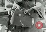 Image of Josef bags New York United States USA, 1953, second 17 stock footage video 65675020715