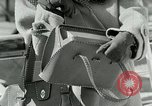 Image of Josef bags New York United States USA, 1953, second 18 stock footage video 65675020715