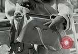 Image of Josef bags New York United States USA, 1953, second 19 stock footage video 65675020715