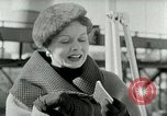 Image of Josef bags New York United States USA, 1953, second 23 stock footage video 65675020715