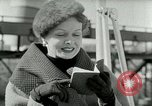 Image of Josef bags New York United States USA, 1953, second 25 stock footage video 65675020715