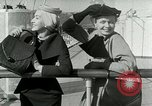 Image of Josef bags New York United States USA, 1953, second 26 stock footage video 65675020715