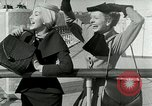 Image of Josef bags New York United States USA, 1953, second 28 stock footage video 65675020715