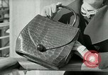 Image of Josef bags New York United States USA, 1953, second 30 stock footage video 65675020715