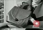 Image of Josef bags New York United States USA, 1953, second 31 stock footage video 65675020715