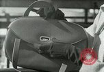 Image of Josef bags New York United States USA, 1953, second 40 stock footage video 65675020715