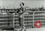 Image of Josef bags New York United States USA, 1953, second 47 stock footage video 65675020715