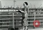 Image of Josef bags New York United States USA, 1953, second 49 stock footage video 65675020715