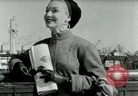 Image of Josef bags New York United States USA, 1953, second 56 stock footage video 65675020715