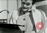 Image of Josef bags New York United States USA, 1953, second 58 stock footage video 65675020715