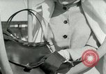 Image of Josef bags New York United States USA, 1953, second 59 stock footage video 65675020715