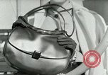 Image of Josef bags New York United States USA, 1953, second 61 stock footage video 65675020715