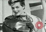 Image of Josef bags New York United States USA, 1953, second 62 stock footage video 65675020715