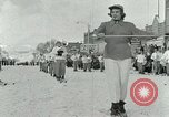 Image of Art Tokle Steamboat Springs Colorado USA, 1953, second 16 stock footage video 65675020716