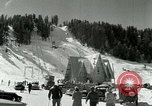 Image of Art Tokle Steamboat Springs Colorado USA, 1953, second 20 stock footage video 65675020716
