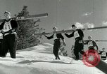 Image of Art Tokle Steamboat Springs Colorado USA, 1953, second 25 stock footage video 65675020716