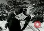 Image of Art Tokle Steamboat Springs Colorado USA, 1953, second 30 stock footage video 65675020716