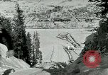 Image of Art Tokle Steamboat Springs Colorado USA, 1953, second 32 stock footage video 65675020716