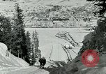 Image of Art Tokle Steamboat Springs Colorado USA, 1953, second 33 stock footage video 65675020716