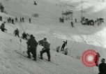 Image of Art Tokle Steamboat Springs Colorado USA, 1953, second 50 stock footage video 65675020716