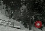 Image of Art Tokle Steamboat Springs Colorado USA, 1953, second 52 stock footage video 65675020716