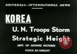 Image of United States troops Korea, 1953, second 16 stock footage video 65675020717