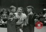 Image of Young boxers New York City USA, 1953, second 7 stock footage video 65675020723