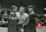 Image of Young boxers New York City USA, 1953, second 8 stock footage video 65675020723