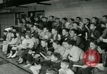 Image of Young boxers New York City USA, 1953, second 11 stock footage video 65675020723