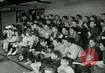 Image of Young boxers New York City USA, 1953, second 12 stock footage video 65675020723