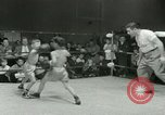 Image of Young boxers New York City USA, 1953, second 13 stock footage video 65675020723