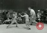 Image of Young boxers New York City USA, 1953, second 14 stock footage video 65675020723