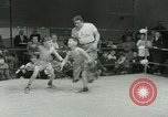Image of Young boxers New York City USA, 1953, second 15 stock footage video 65675020723