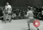 Image of Young boxers New York City USA, 1953, second 17 stock footage video 65675020723