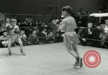 Image of Young boxers New York City USA, 1953, second 18 stock footage video 65675020723