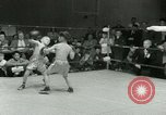 Image of Young boxers New York City USA, 1953, second 19 stock footage video 65675020723