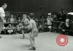 Image of Young boxers New York City USA, 1953, second 20 stock footage video 65675020723