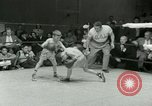 Image of Young boxers New York City USA, 1953, second 23 stock footage video 65675020723