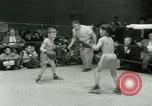 Image of Young boxers New York City USA, 1953, second 24 stock footage video 65675020723