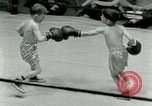 Image of Young boxers New York City USA, 1953, second 27 stock footage video 65675020723