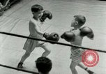 Image of Young boxers New York City USA, 1953, second 29 stock footage video 65675020723