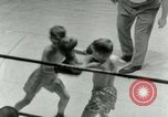 Image of Young boxers New York City USA, 1953, second 31 stock footage video 65675020723