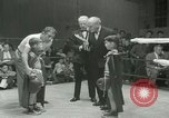 Image of Young boxers New York City USA, 1953, second 39 stock footage video 65675020723