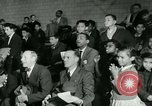 Image of Young boxers New York City USA, 1953, second 44 stock footage video 65675020723