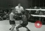 Image of Young boxers New York City USA, 1953, second 47 stock footage video 65675020723