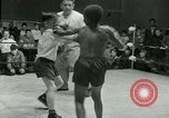 Image of Young boxers New York City USA, 1953, second 49 stock footage video 65675020723