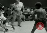 Image of Young boxers New York City USA, 1953, second 52 stock footage video 65675020723