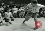 Image of Young boxers New York City USA, 1953, second 54 stock footage video 65675020723